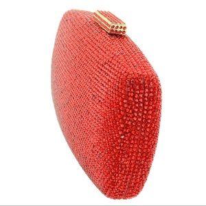 Handbags - Another RARE FIND! AUSTRIAN CRYSTAL CLUTCH 🥂